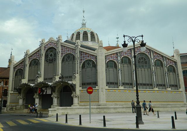 Valencia's Central Market (Mercado Central)