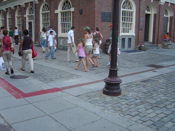 Boston Sidewalks