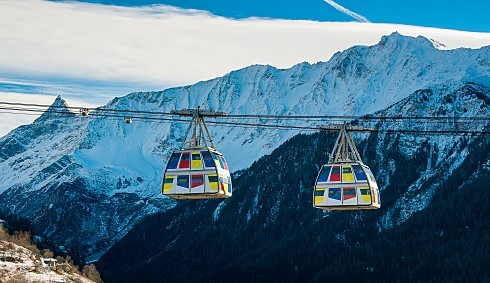 Go Skiing! Planning Your Trip To La Plagne 2