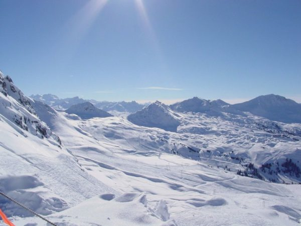 Go Skiing! Planning Your Trip To La Plagne