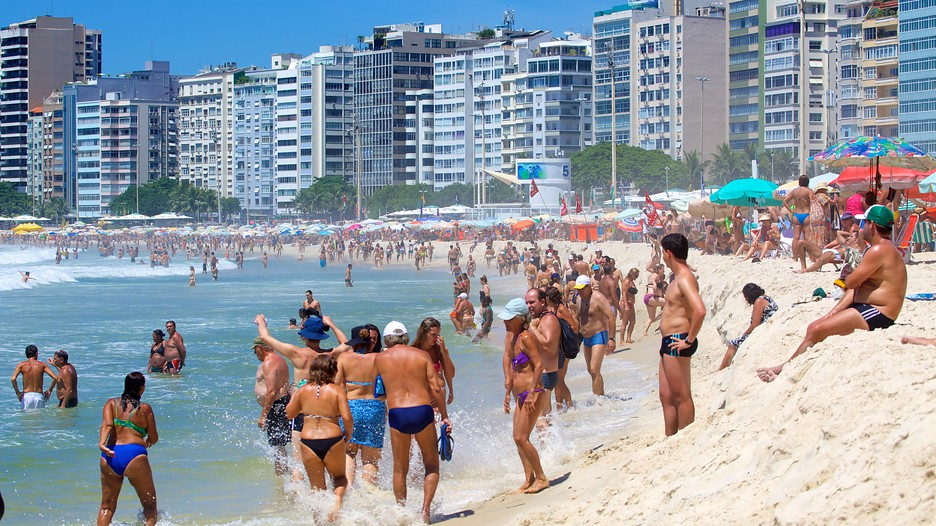 Copacabana Beach 64333