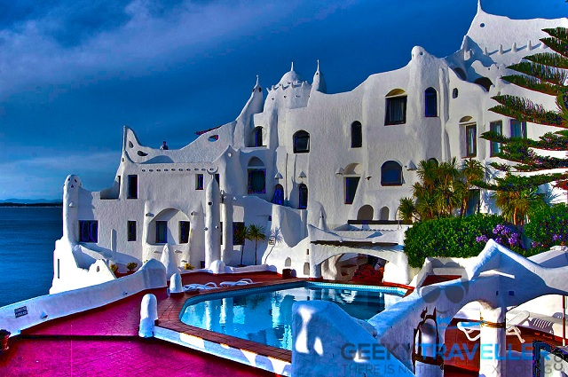 Tunisia attractions
