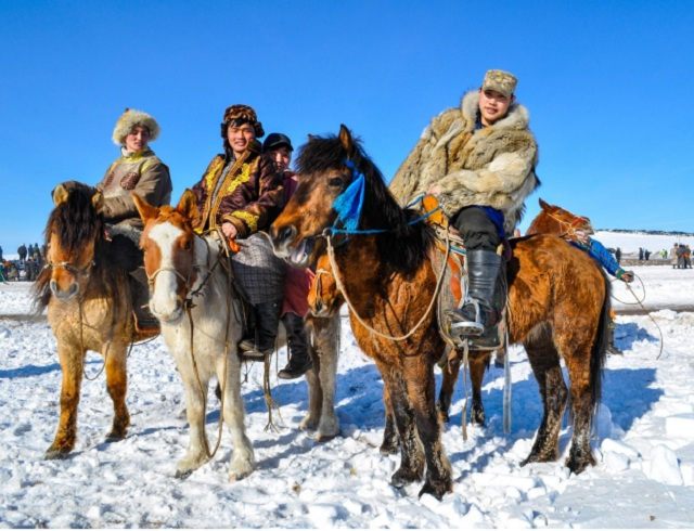 Mongolia attractions