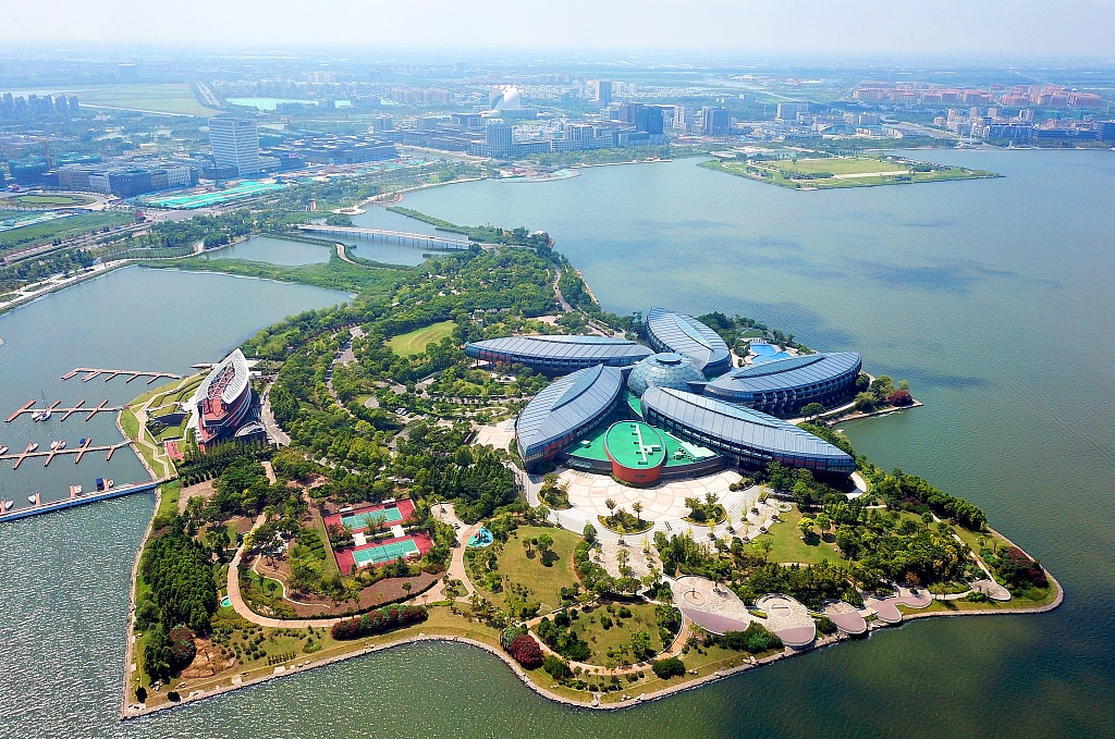 Shanghai Lingang